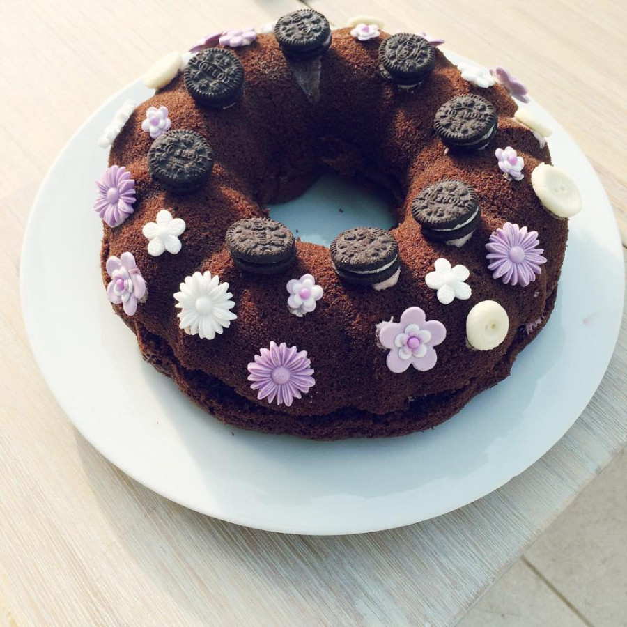 Bake Cake Remove Bubble