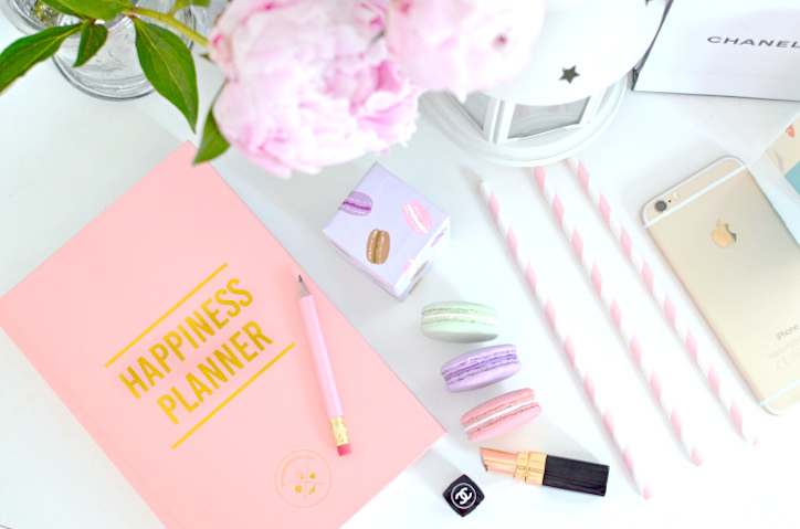 The Happiness Planner And Other Cute Stationery Buys