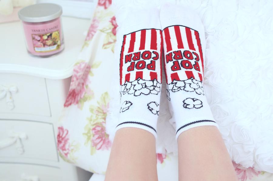primark popcorn socks