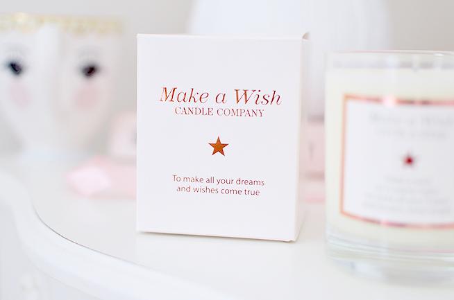 make a wish candle company