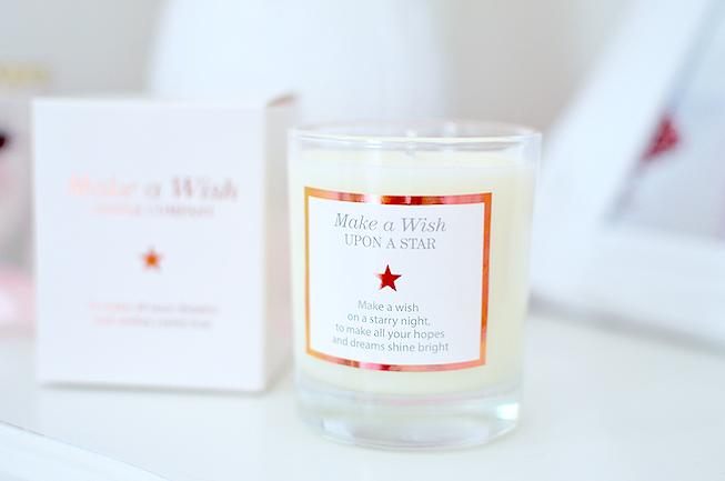make a wish candle