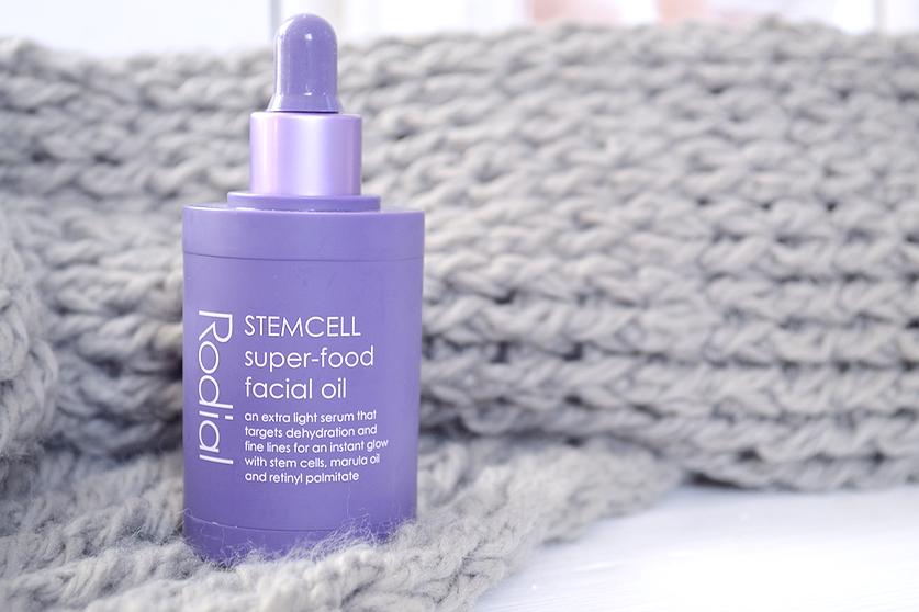 rodial super food facial oil
