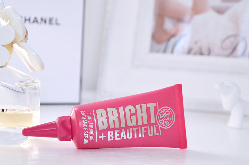 soap and glory bright and beautiful