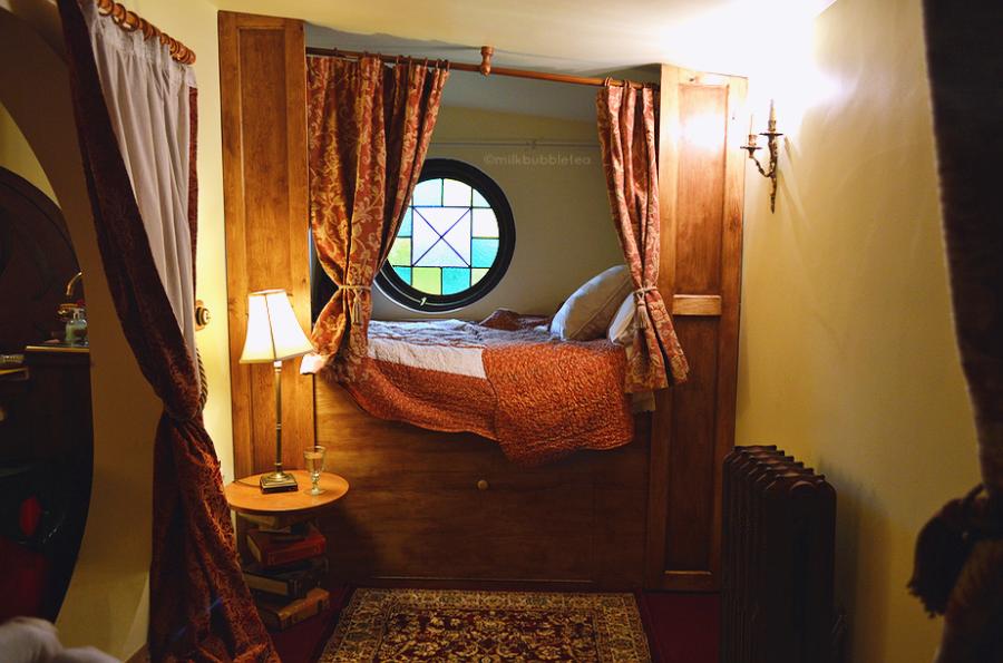 Our Uk Hobbit House Adventure Milk Bubble Tea