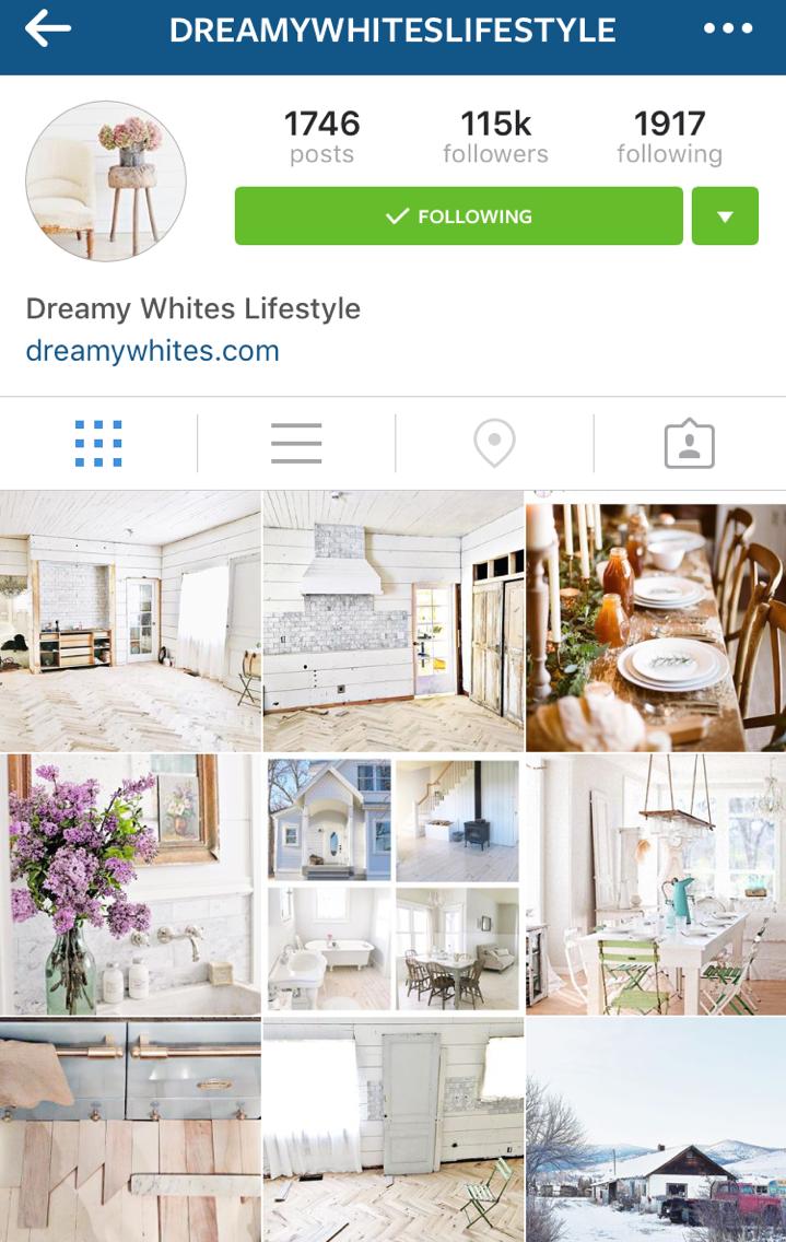 instagram four to follow