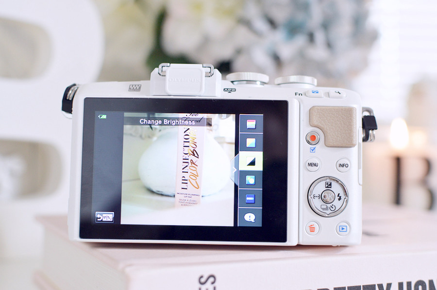 olympus pen tips and tricks