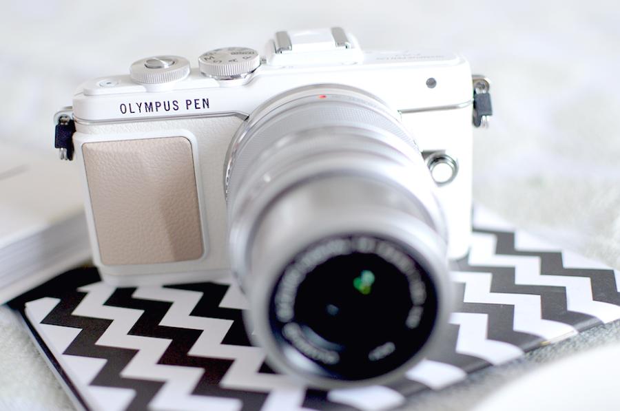 olympus pen e pl7 blogging