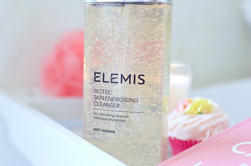 Elemis biotech cleanser