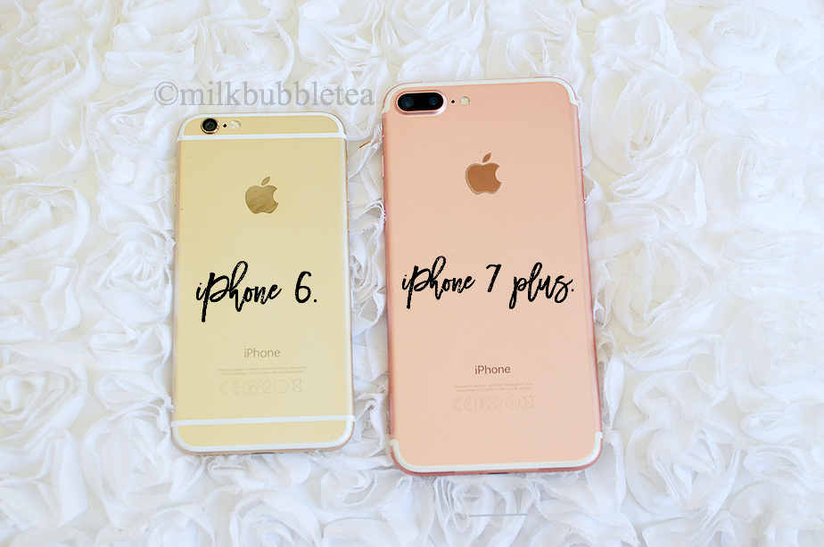 iphone 7 plus rose gold. iphone-6-vs-iphone-7-plus iphone 7 plus rose gold
