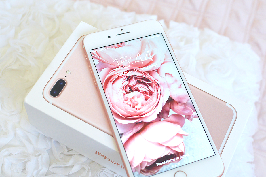 10 Pretty Pink Iphone 7 Plus Wallpapers: IPhone 7 Plus Rose Gold Review!