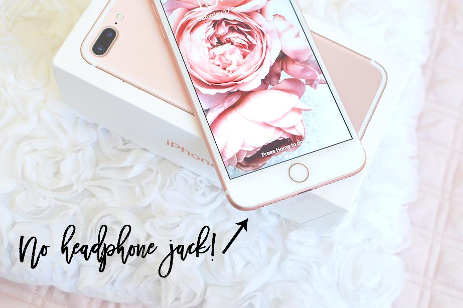 Iphone 7 Plus Rose Gold Review Milk Bubble Tea