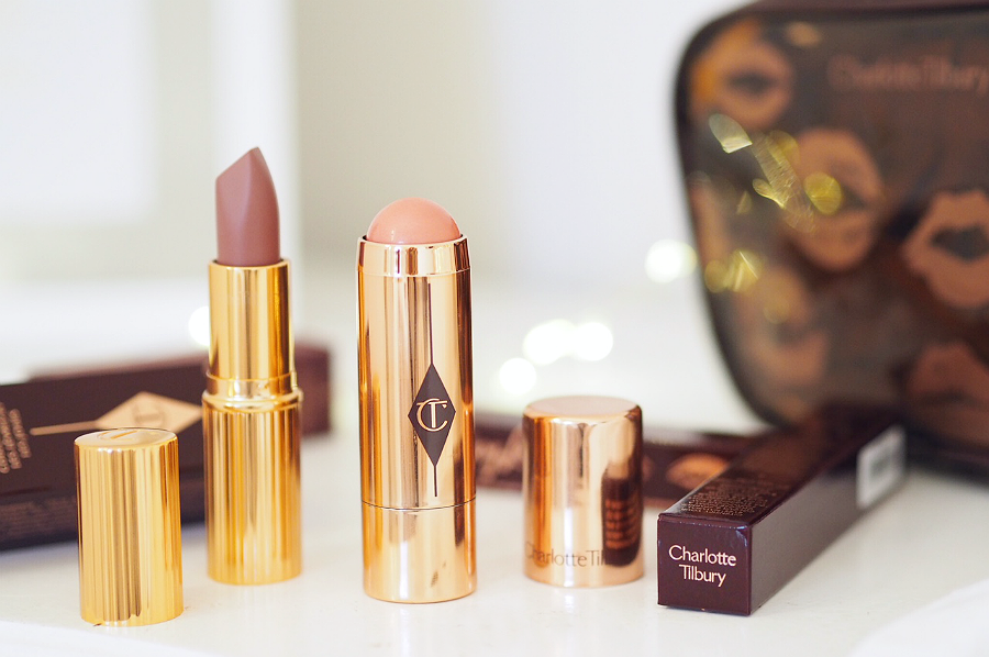 Charlotte Tilbury Quick and Easy Make Up!